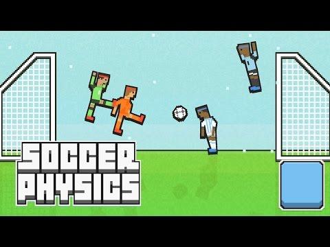 Playing Soccer Physics (iPad/iOS/Android Gameplay) (KID GAMING)