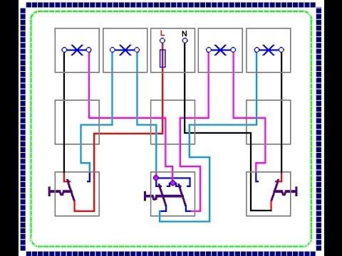 التمديدات الكهربائية مناوبة الاطباء التوصيلة السحرية قناة فادي