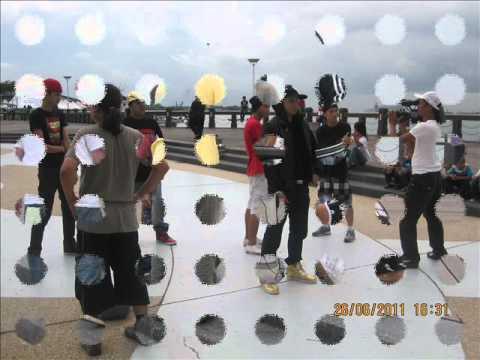 Hip hop daling daling 2012