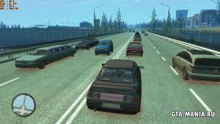 GTA 4 Криминальная Россия | Скачать через торрент