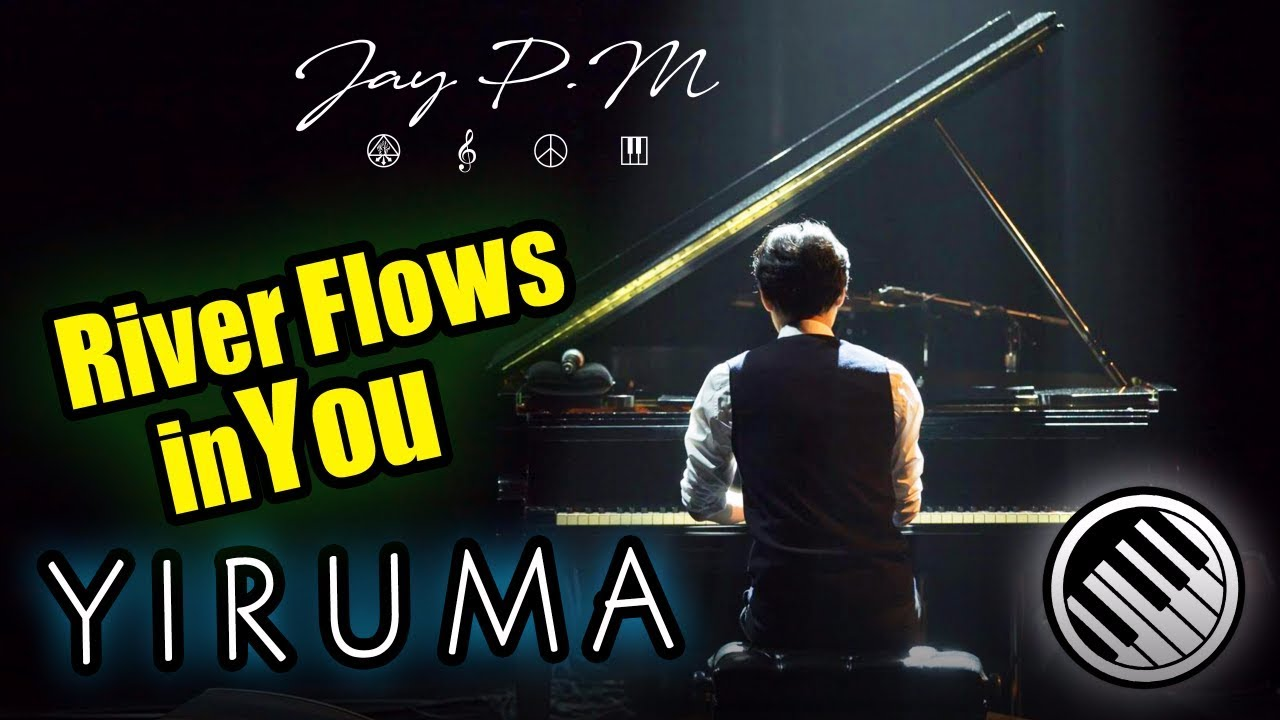 river flows in you piano music pdf