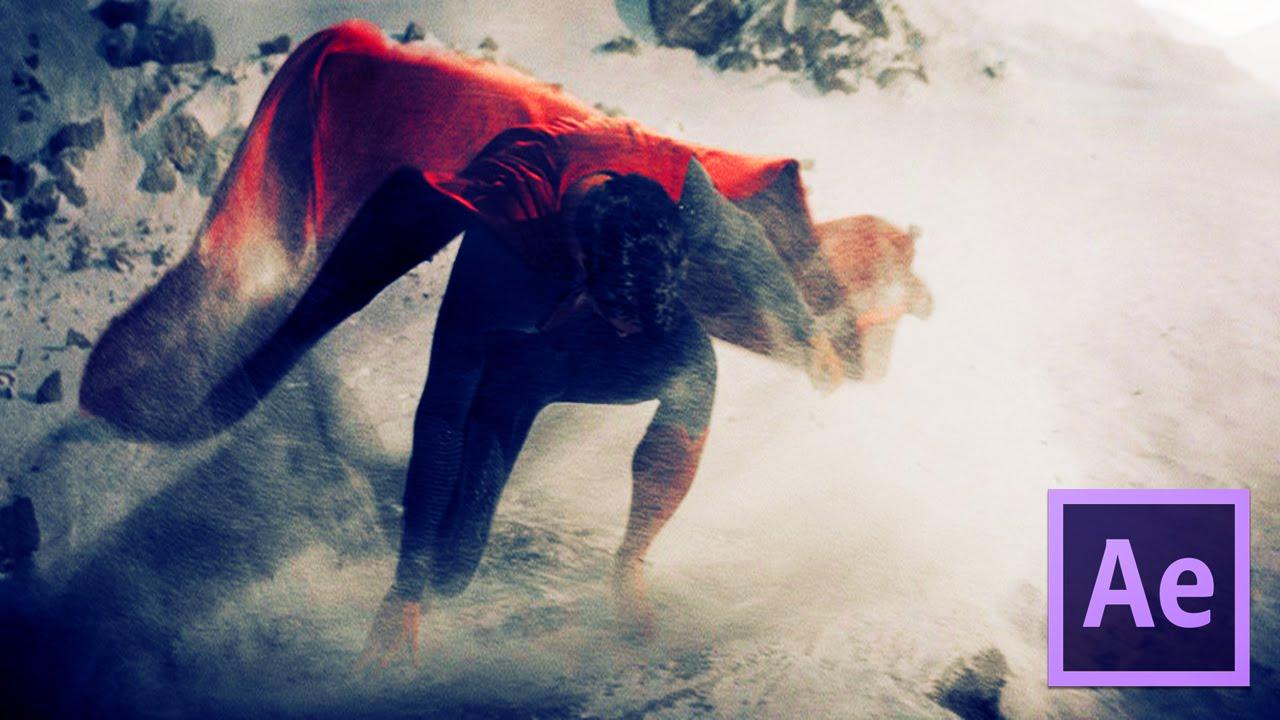 Como volar como Superman! Adobe After Effects CC (Tutorial) - YouTube