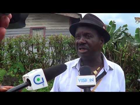 Images Chief Dispute( Throne of the Paramount Chief of Buea) French n English interviews.