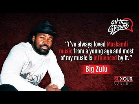 On The Ground: Big Zulu Talks Respect In The Culture x Durban Talent  #OneMic