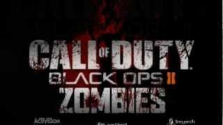 Black Ops 2 Zombies Green run loading song full version