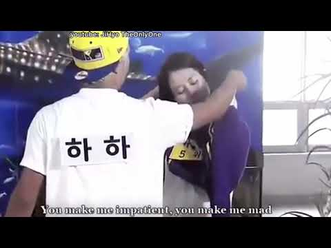 Song Ji Hyo X HaHa |송지효/宋智孝/하하/哈哈(hahyo)|Beautiful Girl (ft Skull,Kwon Jeong Yeol| In RunningMan/런닝맨