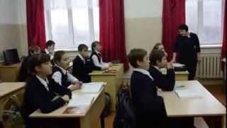 Тукмакова Елена Александровна, Урок литературы