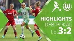VfL Wolfsburg Frauen - FC Bayern München | Highlights | DFB-Pokal Finale
