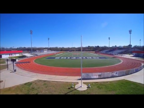 North DeSoto High School's Griffins Stadium