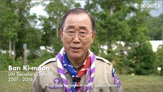 Ban Ki-moon message to young people