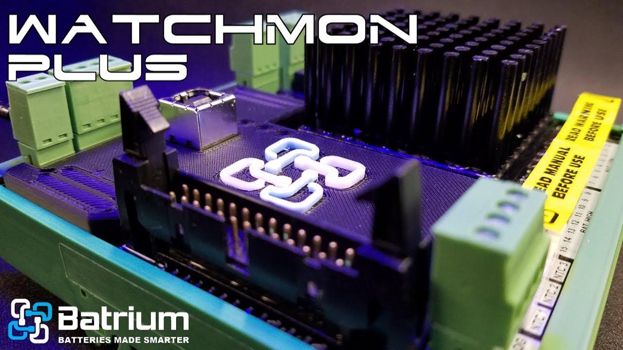😲⚡🔋 Batrium Bms Watchmon Plus Teaser!!! 🔋⚡😲