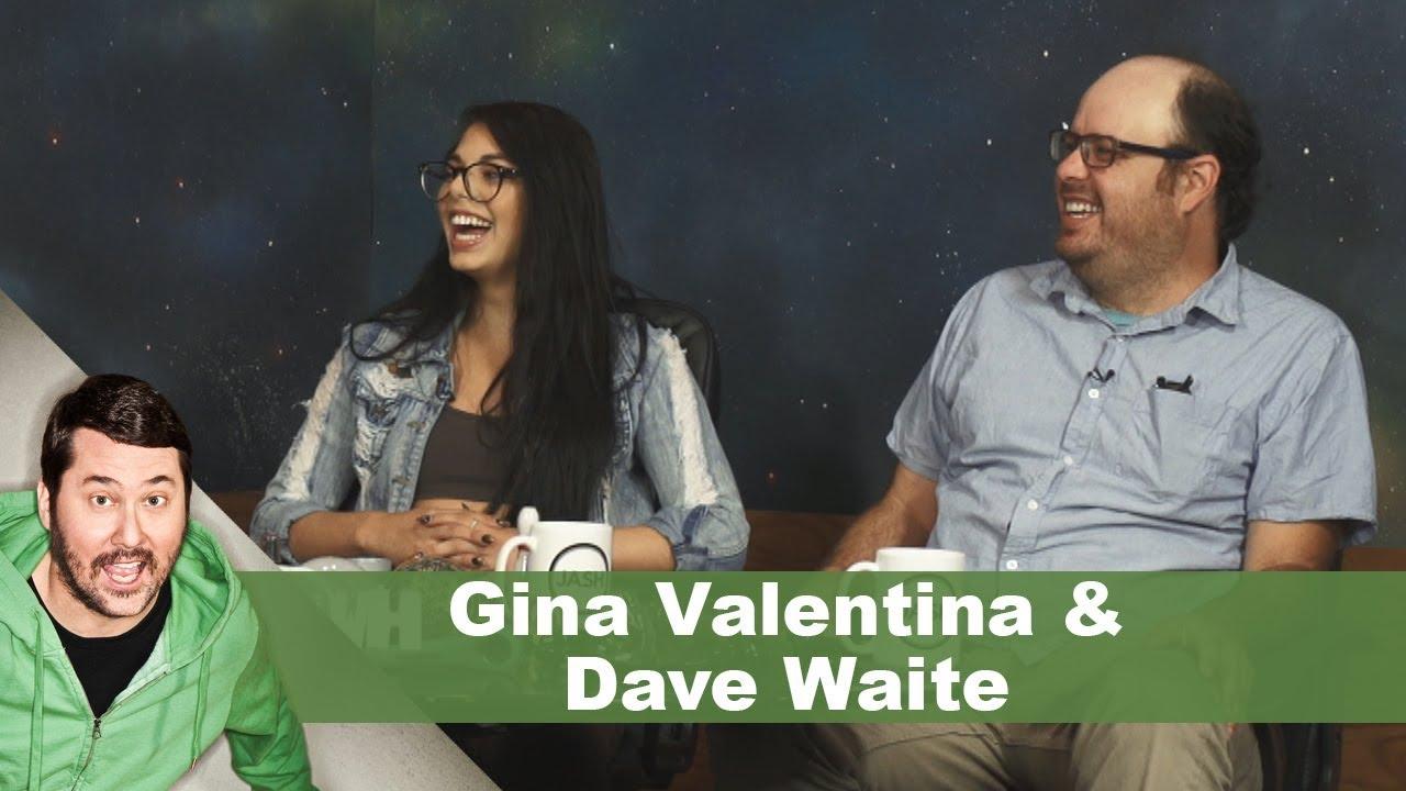 Gina Valentina Dave Waite Getting Doug With High