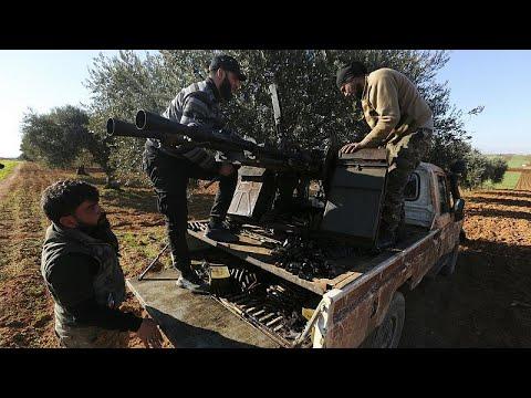 فيديو: المعارضة السورية  تستعيد السيطرة على بلدة سراقب في إدلب…  - نشر قبل 2 ساعة