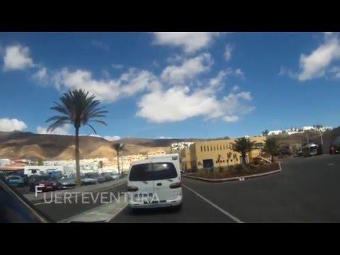 Mi viaje a las Islas Canarias