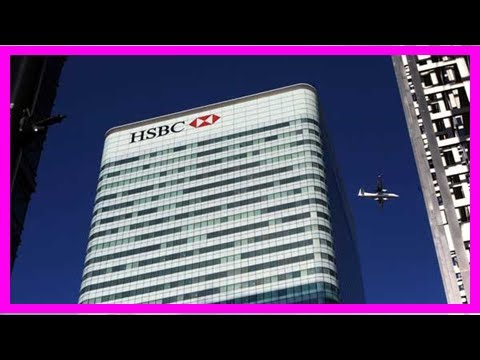HSBC paid 101 million for us monetary authorities to probe settlement ligament