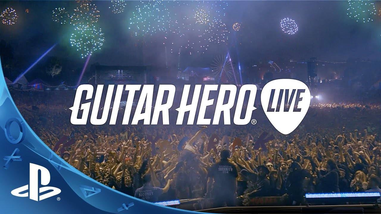Guitar Hero Live - Official Reveal Trailer | PS4, PS3