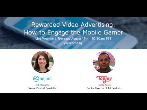 Rewarded Video Advertising: How to Engage the Mobile Gamer