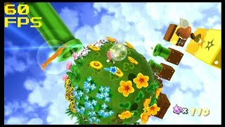 55. [60 FPS] In Full Bloom - Supermassive Galaxy - Super Mario Galaxy 2