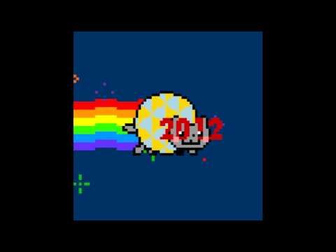 Happy New Year Nyan Cat ! [Original]