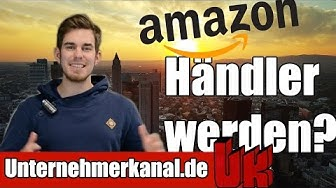 Amazon Händler werden? So funktioniert die Anmeldung bei Amazon FBA im Detail! (Amazon SEO Tutorial)