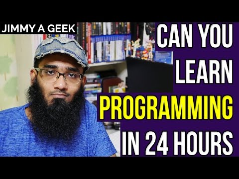 Can You Learn Programming In 24 Hours Or 1 Day ?
