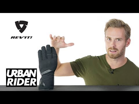 Rev'it Chevak Goretex Motorcycle Gloves Review