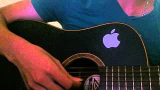 Luôn bên anh ( Guitar cover) - Min St.319 ft MrA