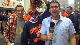Tailgate Fan: Syracuse University
