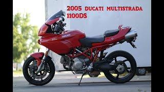 2005 Ducati Multistrada 1000DS Ride Review