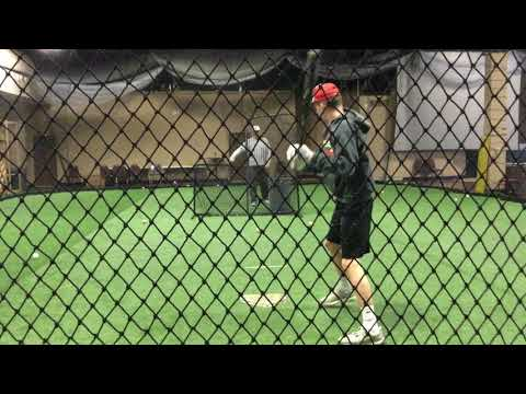 2019 - Karson Hesser - 3.4 GPA / 21 ACT - SS/RHP - L/R - Wahoo High School - Recruiting Video