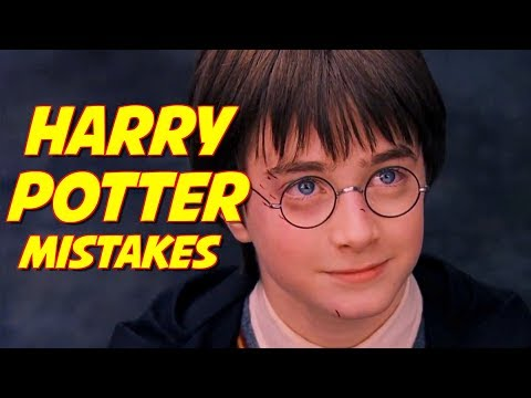 Harry Potter and the Philosopher's Stone (2001) | Harry Potter Mistakes, Goofs, Bloopers and Fails