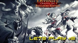 Divinity: Original Sin Enhanced Edition Lets Play #2 - GFX Discussion