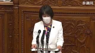 内閣委員長「解任決議案」田村智子(共産)【部分7分】6/15 参院・本会議