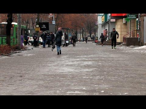 Житомир.info   Новости Житомира: У міській раді прокоментували ситуацію з посипання тротуарів та доріг у Житомирі - Житомир.info