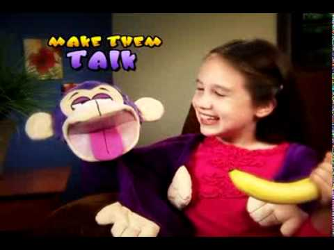 Cuddleuppets as seen on tv chat youtube - Tv chat las palmas ...