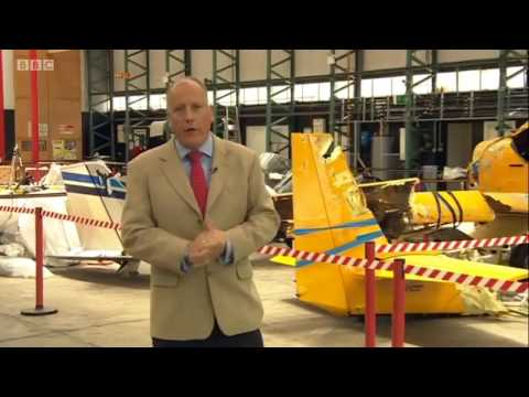 AAIB behind the scenes - BBC South Today. Part 1