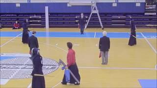 Kendo Open de France 2017    7e Dan  shiaijo A