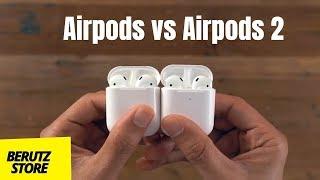 Perbedaan Airpods 2 Dengan Airpods 1 Dari Apple