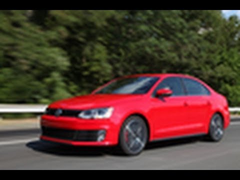 2012 Volkswagen Jetta GLI - Drive Time Review with Steve Hammes
