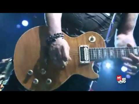 Slash – El Padrino – Argentina 2012