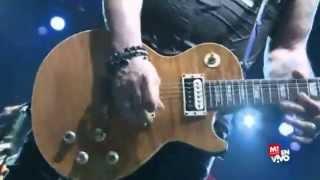 Slash - El Padrino - Argentina 2012