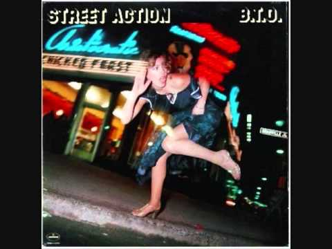 Bachman-Turner Overdrive - Street Action (Full Album)