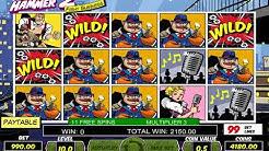 99$ Max Bet Game - MEGA WIN on Jack Hammer 2 Slot Machine