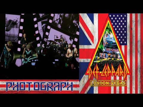 Def Leppard - Photograph - Ultra HD 4K - Hysteria At The O2 (2018)
