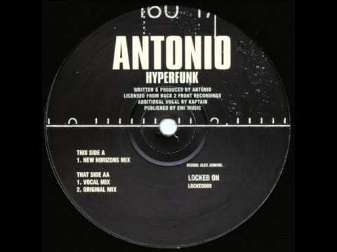 Antonio - Hyperfunk (Vocal Mix)