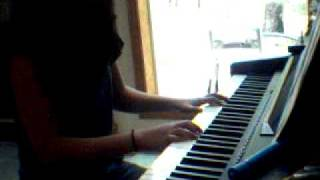 Bring Me to Life Piano solo (arranged by Me).AVI