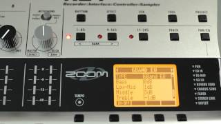 ZOOM R24 - DEMO