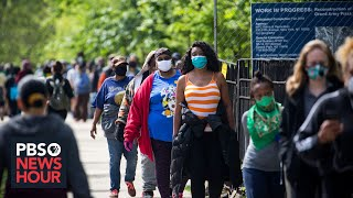 How federal response has failed to address racial disparities in pandemic's toll