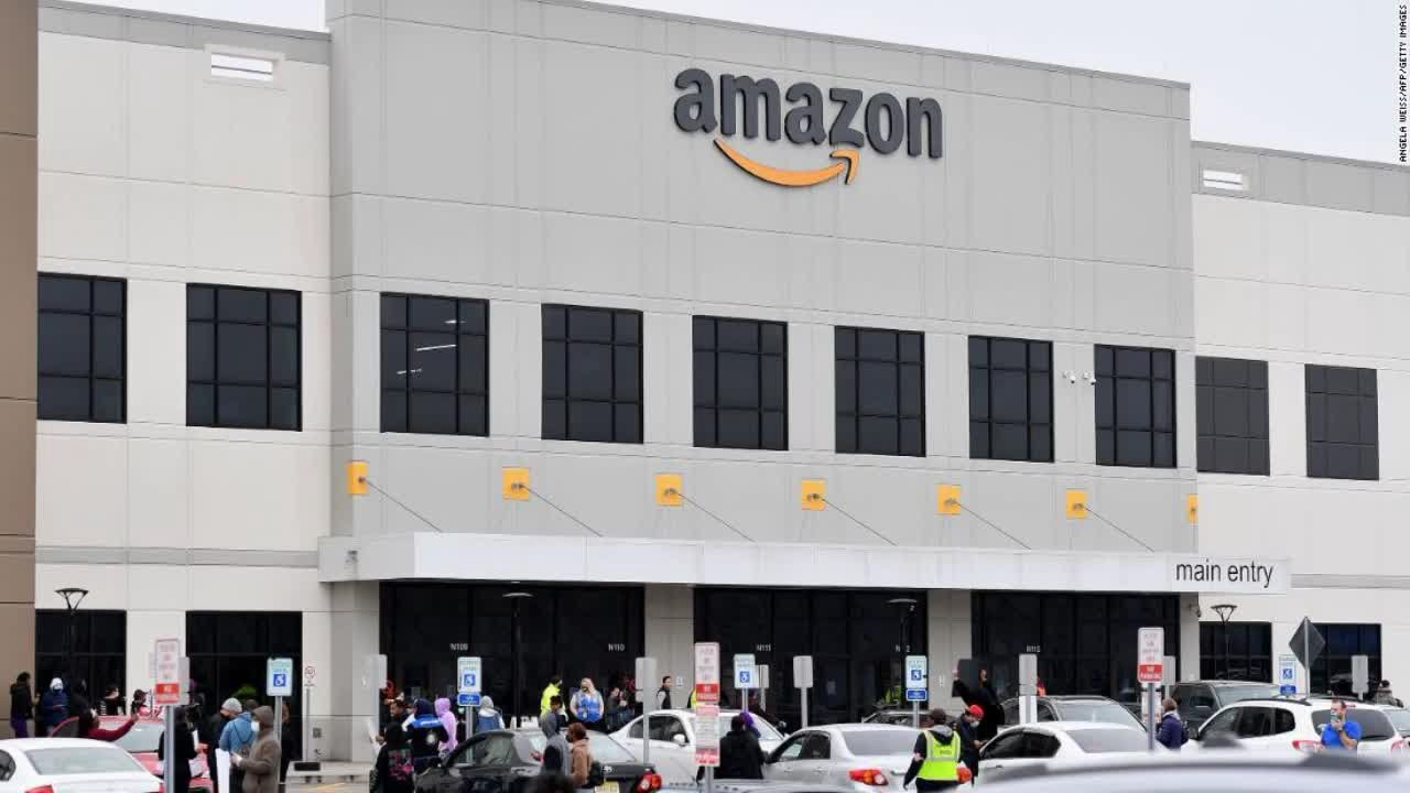 Amazon Fire's Warehouse Worker Who Led Walkout