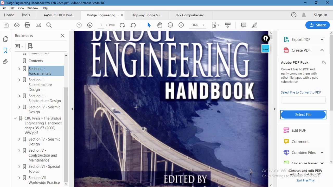 LECTURE 1 OVERVIEW ON AASHTO LRFD BRIDGE DESIGN 1
